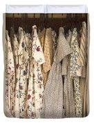 Colonial Closet Duvet Cover