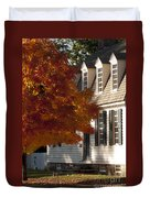 Colonial Color Duvet Cover