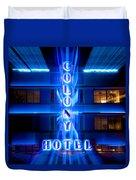 Colony Hotel 2 Duvet Cover