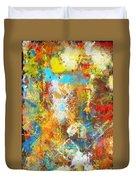 Color Burst #1 Duvet Cover
