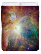 Color Burst Duvet Cover