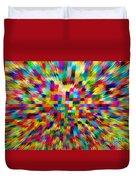 Color Explosion I Duvet Cover