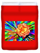 Color Extreme Duvet Cover
