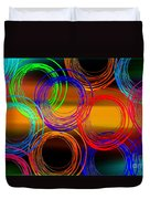 Color Frenzy 3 Duvet Cover
