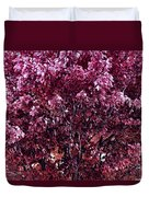 Color In The Tree 01 Duvet Cover