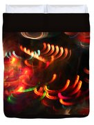 Color Light Motion Duvet Cover