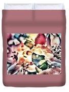 Color Me Pretty... Duvet Cover