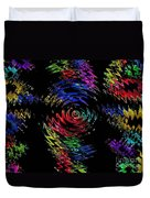 Color Spin Duvet Cover