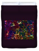 Color Splash V Duvet Cover