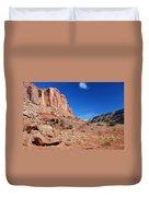 Colorado Escalante Canyon Duvet Cover