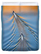 Colorado River Arizona Duvet Cover
