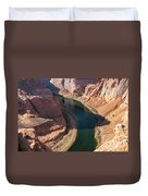Colorado River Bend Duvet Cover