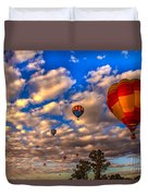 Colorado River Crossing 2012 Duvet Cover