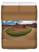 Colorado River Gooseneck Duvet Cover