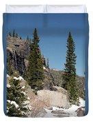 Colorado - Rocky Mountain National Park 01 Duvet Cover