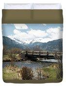 Colorado - Rocky Mountain National Park 03 Duvet Cover
