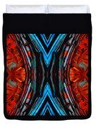 Colorful Abstract Art - Expanding Energy - By Sharon Cummings Duvet Cover