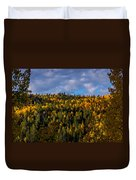 Colorful Colorado 2014 Duvet Cover