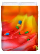 Colorful Cup Cake Duvet Cover