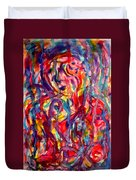 Colorful Expression-6 Duvet Cover