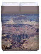 Colorful Grand Canyon  Duvet Cover