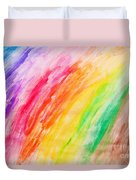 Colorful Painting Pattern Duvet Cover