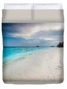 Colorful Paradise Duvet Cover