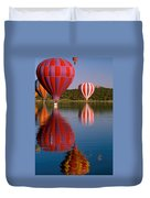 Colorful Reflection Duvet Cover
