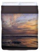 Colorful Sunrise Duvet Cover