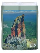 105830-colorful Volcanic Plug Duvet Cover