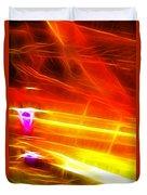 Colors Explosion Duvet Cover