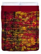 Colors Of Autumn Duvet Cover