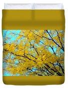 Colors Of Fall 1 Duvet Cover
