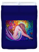 Colors Of Hope Duvet Cover