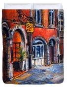 Colors Of Lyon 2 Duvet Cover