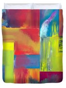 Colors Of Mother Earth Duvet Cover