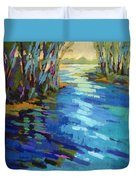 Colors Of Summer 9 Duvet Cover