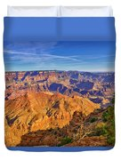 Colors Of The Canyon Duvet Cover