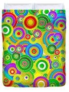 Colors Duvet Cover