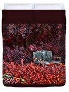 Colorspace Duvet Cover