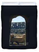 Colosseum Arch Duvet Cover