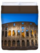 Colosseum  Duvet Cover by Mats Silvan