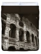 Colosseum Wall Duvet Cover