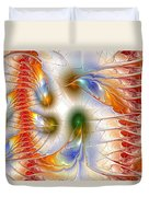 Colourful Emotions Duvet Cover