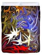 Colours Melting 3 Duvet Cover