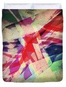Colours Of A Kingdom Duvet Cover