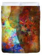 Colours Of Eve Duvet Cover