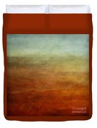 Colours Of The Fall Duvet Cover by Priska Wettstein