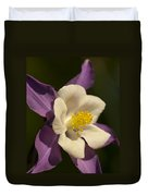 Columbine Floral Duvet Cover