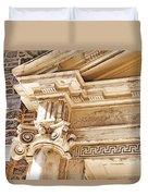 Columns Duvet Cover